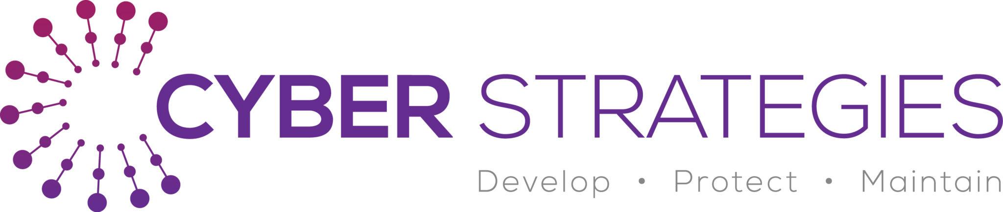 Cyber Strategies Logo