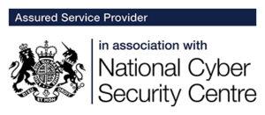 NCSC Assured Partner logo