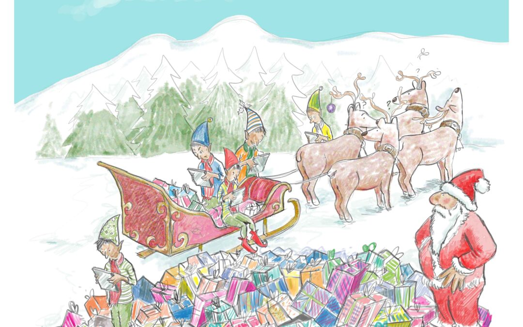 Santa's Cyber Security Journey