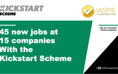 IASME to become a DWP Kickstart Gateway.