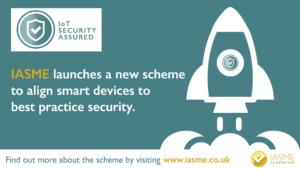IASME Internet of Things Launch