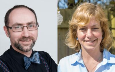 Interview with IASME Directors, Dr Emma Philpott MBE and Professor Danny Dresner