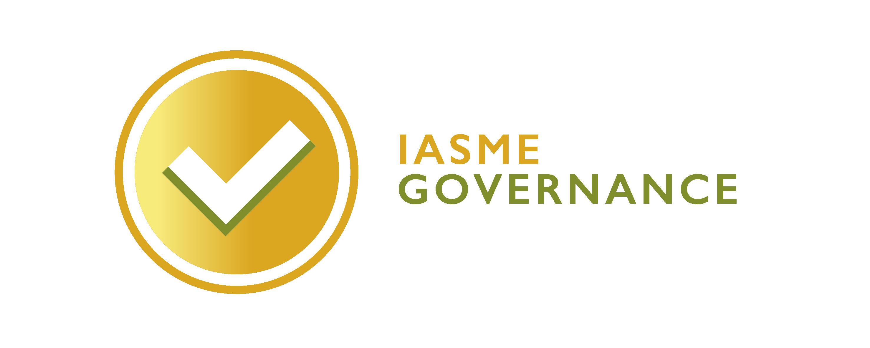IASME Governance Scheme Logo
