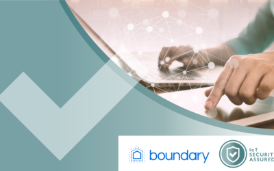 Boundary Technologies Ltd – IoT Security Assured Case Study