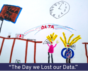 The Day we Lost our Data