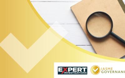 Expert Investigations – IASME Governance Case Study