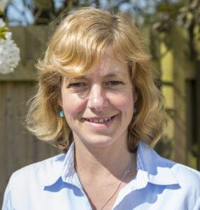 Dr Emma Philpott MBE