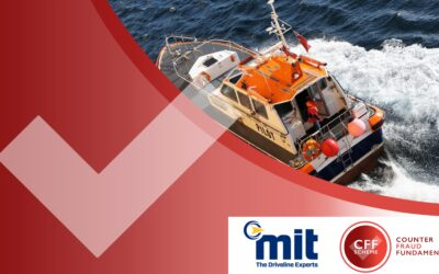 UK driveline supplier, Marine and Industrial Transmissions (MIT) certifies to Counter Fraud Fundamentals